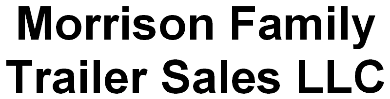 Morrison Family Trailer Sales